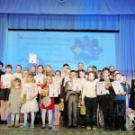 В СДК п. Дружный состоялся III открытый смотр-конкурс православных стихов и песнопений в рамках фестиваля «Рождественские чтения»
