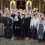 Состоялся вечер Рождественских песнопений «Святкуем разам»