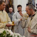 В канун праздника Крещения Господня епископ Борисовский и Марьиногорский Вениамин совершил всенощное бдение в кафедральном соборе Воскресения Христова г.Борисова