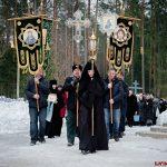 В монастыре в честь святой блаженной Ксении Петербургской отметили престольный праздник