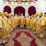 Епископ Борисовский и Марьиногорский Вениамин принял участие в торжествах по случаю празднования 180-летия Полоцкого церковного Собора 1839 года