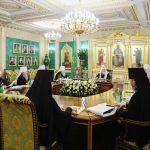 О положении дел в Украинской Православной Церкви