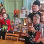 В Червенской районной детской библиотеке состоялось мероприятие, посвященное Дню православной книги