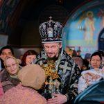 Во 2-ю седмицу Великого поста епископ Борисовский и Марьиногорский Вениамин совершил Литургию Преждеосвященных Даров в храме в честь иконы Божией Матери «Избавительница» г. Жодино