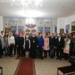 В Марьиной Горке прошло собрание молодежи Борисовской епархии