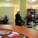 Мероприятие, посвященное празднованию Дню православной книги, прошло в Крупках