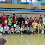 Завершился Сретенский турнир по мини-футболу Лиги «Здоровая молодость»