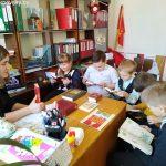 На факультативных занятиях по Основам православной культуры в школах Марьиной Горки прошли беседы о книгах