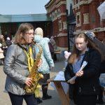 """Волонтерское движение """"Воскресение"""" провело праздничную акцию в день Благовещения Пресвятой Богородицы"""