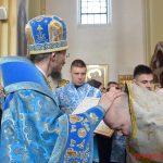 Престольный праздник отметил Благовещенский монастырь в Малых Лядах Смолевичского района