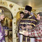 Престольный праздник отметил храм святой праведной княгини Софии Слуцкой в деревне Птичь Пуховичского района