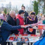 В Александро-Невском кафедральном соборе г. Марьина Горка прошла акция «Святое Евангелие в каждый дом»