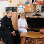 В Борисовском специализированном доме ребенка состоялась беседа священнослужителя кафедрального собора Воскресения Христова протоиерея Димитрия Дорошенко с сотрудниками учреждения