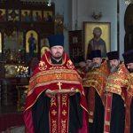 В пятницу Светлой седмицы, епископ Борисовский и Марьиногорский Вениамин совершил Пасхальную вечерню в кафедральном соборе Воскресения Христова г. Борисова
