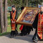 В Борисове состоялся общегородской крестный ход с чудотворной иконой Божией Матери «Велятичская»