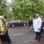 Епископ Борисовский и Марьиногорский Вениамин передал в дар Борисовскому родильному дому икону Божией Матери «Млекопитательница»