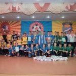 Завершился 12 чемпионат по мини-футболу Лиги «Здоровая молодость»