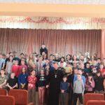 Во вспомогательной школе-нтернате гп. Руденск провели пасхальный праздник