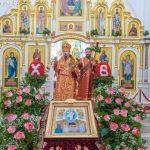 В понедельник Светлой седмицы в кафедральном соборе святого благоверного князя Александра Невского была совершена Божественная литургия