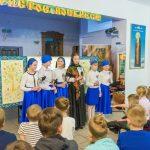 В Марьной Горке провели пасхальные мероприятия для детей