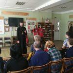 В день памяти святых жен-мироносиц для молодых инвалидов, членов клуба «Солнышко», и их родителей провели праздничное мероприятие
