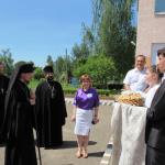 Епископ Вениамин посетил вспомогательную школу-интернат в г. п. Руденск