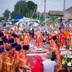 Епископ Борисовский и Марьиногорский Вениамин принял участие в торжествах по случаю дня памяти праведного Иоанна Кормянского