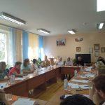 Епископ Борисовский и Марьиногорский Вениамин принял участие в совещании по вопросам сотрудничества учреждений образования Борисовского района с Борисовской епархией