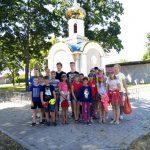 В православном детском лагере прихода храма иконы Божьей Матери «Избавительница» г. Жодино закончилась очередная смена