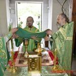 Престольный праздник отметил Троицкий приход города Борисова