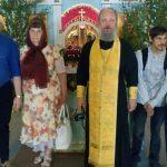 В храме святого Архангела Михаила г. Жодино прошла встреча-чаепитие