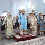Епископ Борисовский и Марьиногорский Вениамин принял участие в торжествах, приуроченных памяти Матери Божией Сукневичская