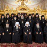 Епископ Вениамин принял участие в очередном заседании Синода Белорусской Православной Церкви