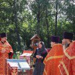 В Смолевичском благочинии почтили память священномученика Иоанна (Пашина)