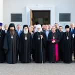 Епископ Борисовский и Марьиногорский Вениамин принял участие в церемонии открытия международной конференции «Митрополит Никодим: путь служения Церкви»