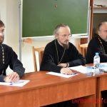 В Борисове состоялось очередное заседание Епархиального совета