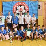 Покровский турнир по мини-футболу Лиги «Здоровая молодость» состоялся в Борисове