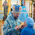 Престольный праздник отметил приход храма иконы Божией Матери «Избавительница» г. Жодино