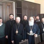 Митрополит Вострский Тимофей, Экзарх Иерусалимского Патриархата на острове Кипр посетил Ляденский монастырь