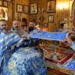 В праздник Казанской иконы Божией Матери епископ Борисовский и Марьиногорский Вениамин совершил Божественную литургию в одноименном храме г.п. Смиловичи