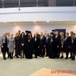 В г. Борисове состоялось открытие Рождественских образовательных чтений Минской митрополии «Великая Победа: наследие и наследники»