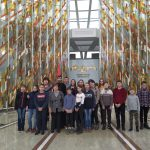 Учащиеся Руднянской средней школы вместе со священнослужителем посетили музей истории Великой Отечественной войны в г. Минске