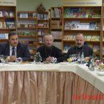 Епископ Вениамин встретился с руководством предприятий Борисова и Борисовского района