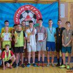 Турнир по мини-футболу «Молодежь против ВИЧ» 2019