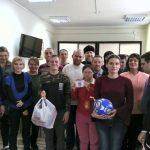 Священнослужитель посетил социальные центры в Борисове