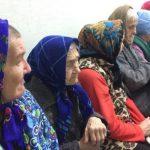 Священнослужитель посетил отделение круглосуточного пребывания в д. Рудня Червенского района
