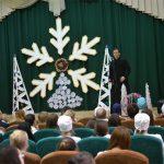 Концерт в Борисовском государственном медицинском колледже