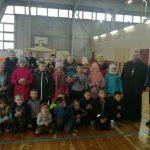 В г. Крупки прошел турнир по футболу на Рождественский приз