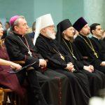 Епископ Борисовский и Марьиногорский Вениамин посетил Рождественские вечера Христианского образовательного центра