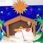 В г. Марьина Горка прошел конкурс поделок «Рождественское чудо»